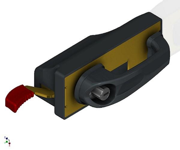 Cerradura doble mecanismo